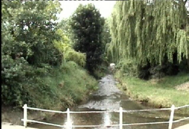 River Sence From Bindley Lane
