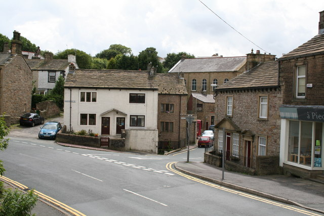 Bottom of Manchester Road, Barnoldswick, Yorkshire