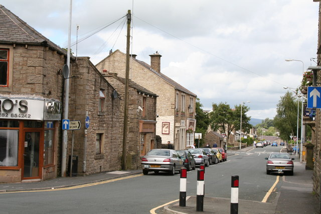 Station Road, Barnoldswick, Yorkshire