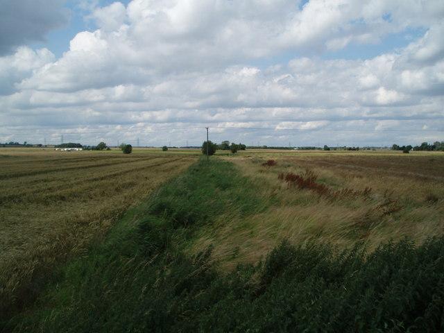 Field boundary