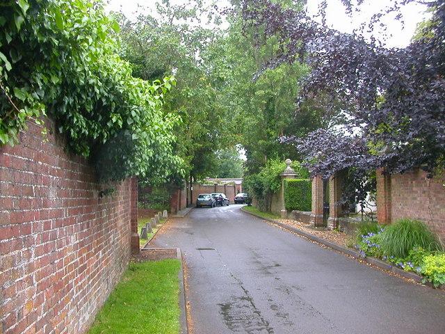 Dunchurch-Vicarage Lane