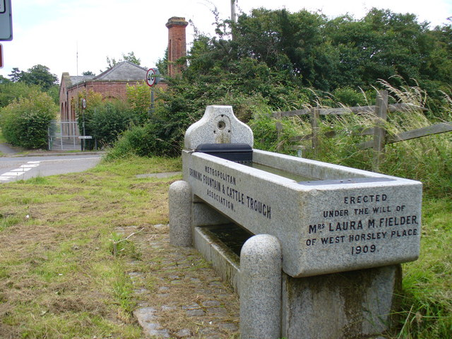 Old Cattle Trough, West Horsley.
