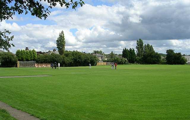 Daleside Road Cricket Ground