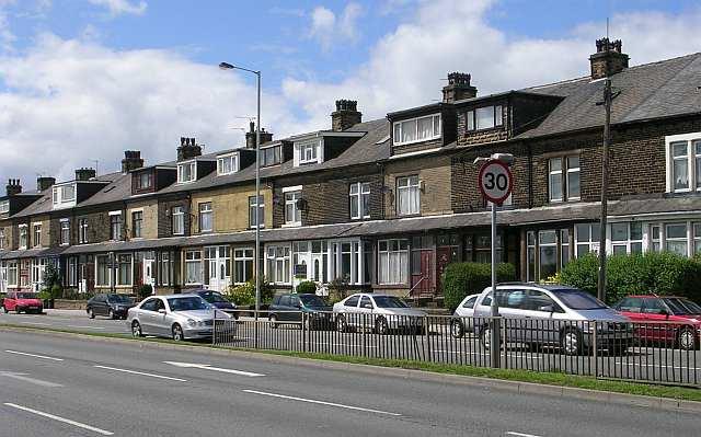 Grangefield Terrace, Leeds Road