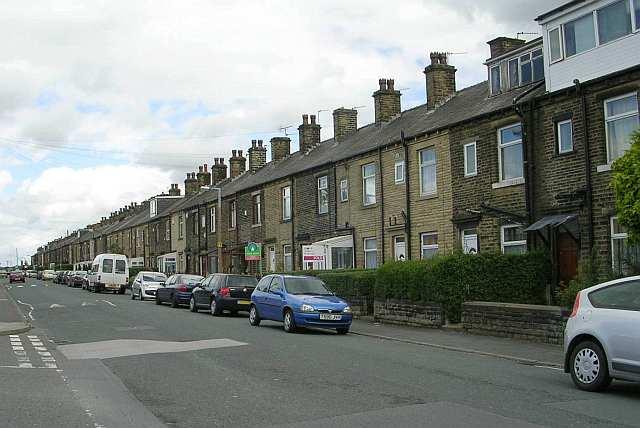 Woodhall Road