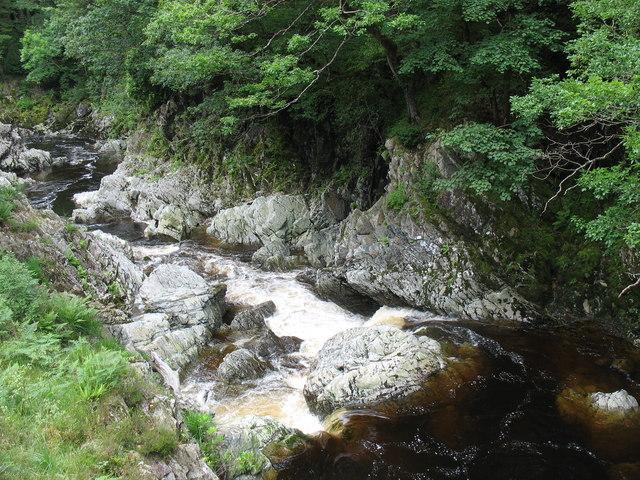 Rapids on the Mawddach