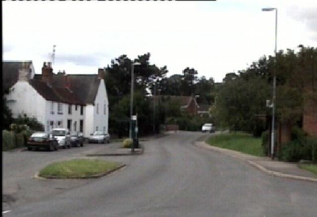Church Road, Great Glen