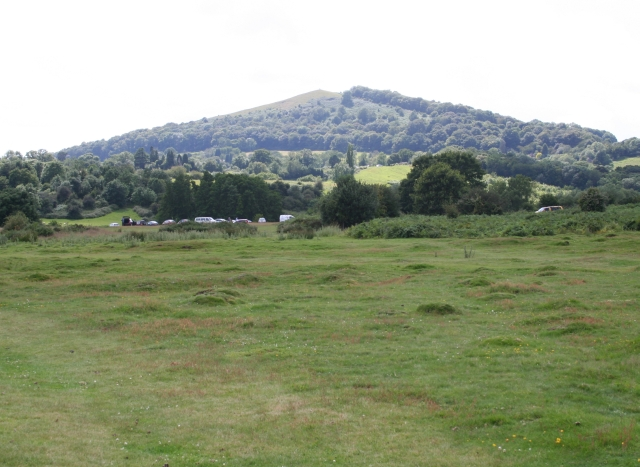 Raggedstone Hill from Hollybed Common