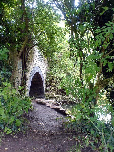 Bridge over River Maun
