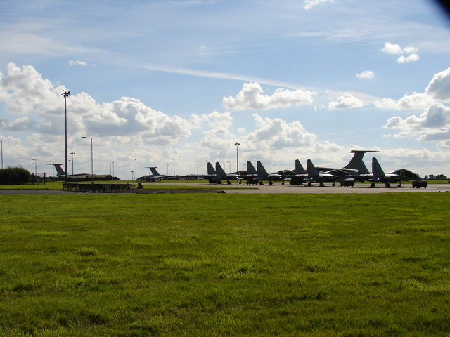 Indian Air Force at R.A.F. Waddington