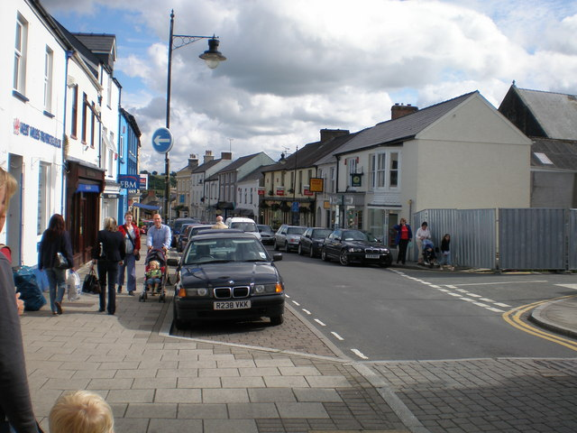 Narberth High St.