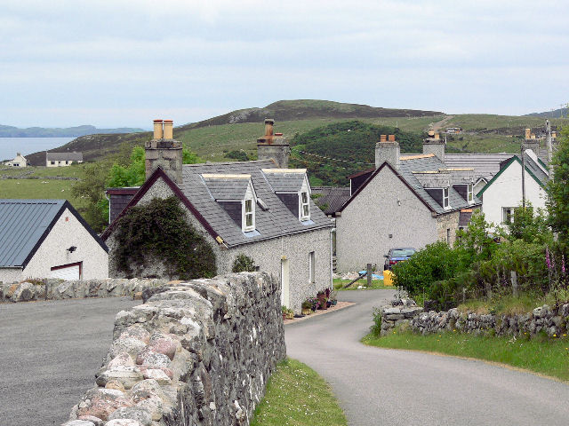 Houses at Woodend