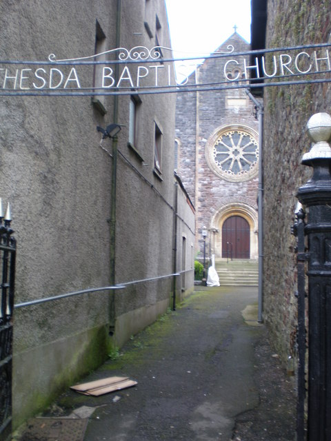 Bethesda Baptist Church.