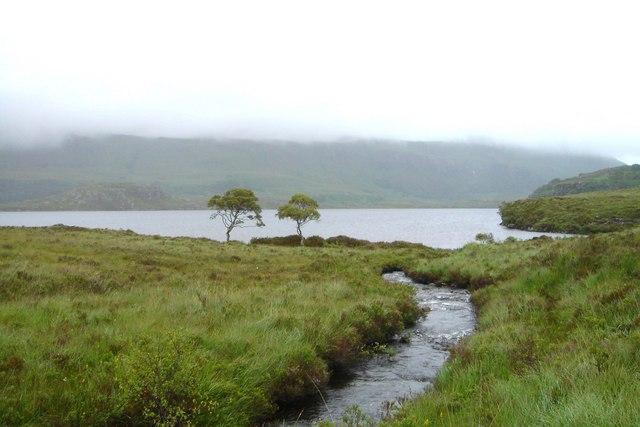 Loch an Doire Dhuibh
