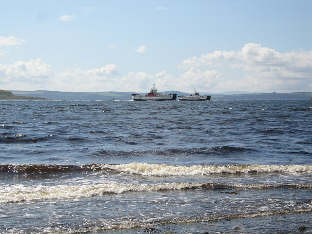 Cumbrae Ferries.