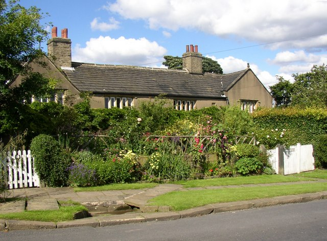 The Sisters' Cottage, Priestley Green, Hipperholme