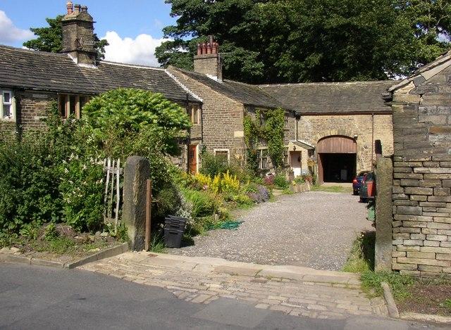 Yard off Syke Lane, Priestley Green, Hipperholme