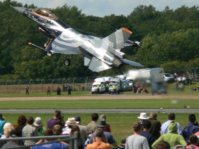 Royal International Air Tattoo, Fairford Airfield