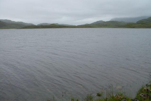 The Fionn Loch