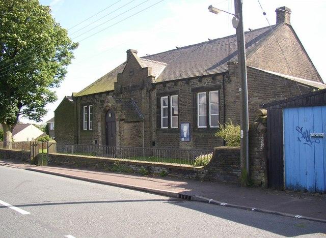 Coley School, Coley Road, Lower Shelf