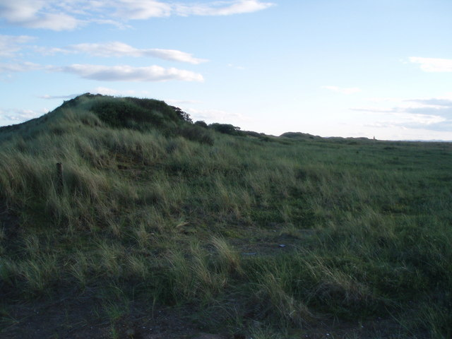 Gaa Sand Hill, Barry Buddon