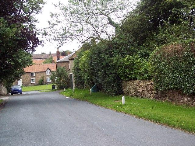 Church Lane, Terrington