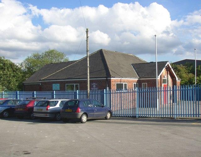 Army Cadet HQ off Green Lane, Baildon