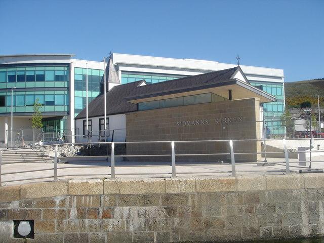 Norwegian Church Swansea Docks