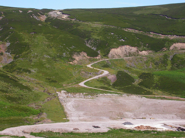 Site of Closehouse mine