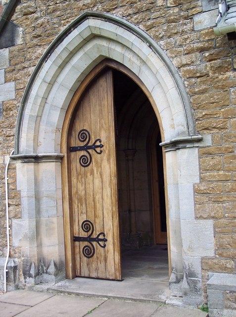 All Saints Church, Terrington - Porch