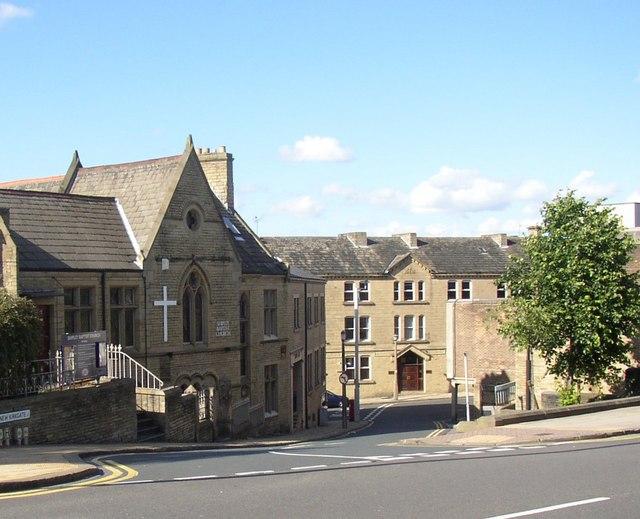New Kirkgate, Shipley