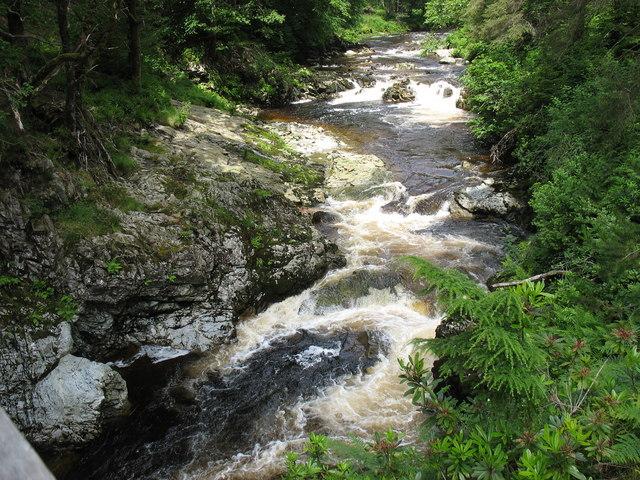 Mawddach rapids