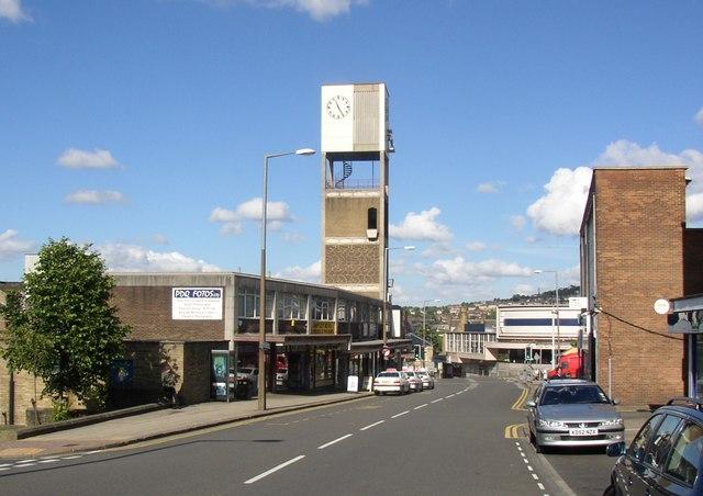 Kirkgate, Shipley