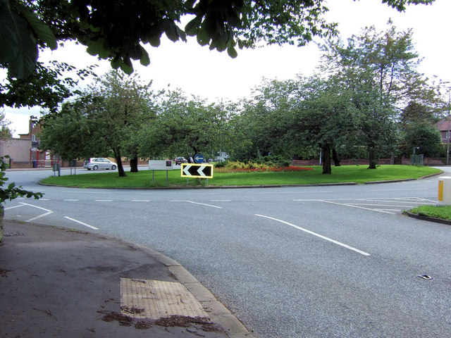 Bradley Bar Roundabout