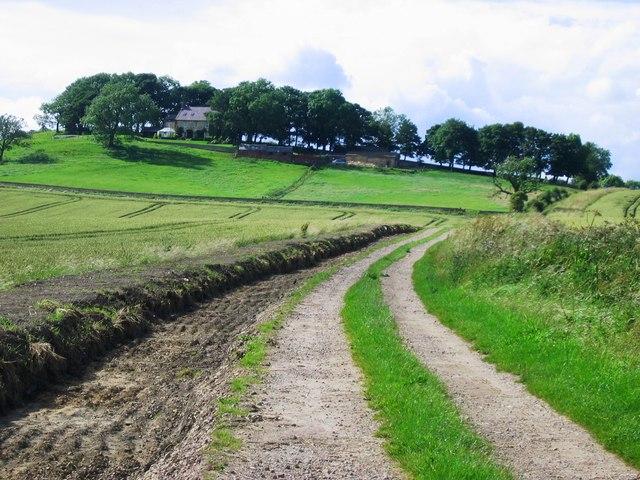 Flinton Hill Farmhouse