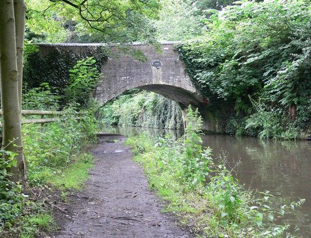 No 21 Wolverley Forge Bridge