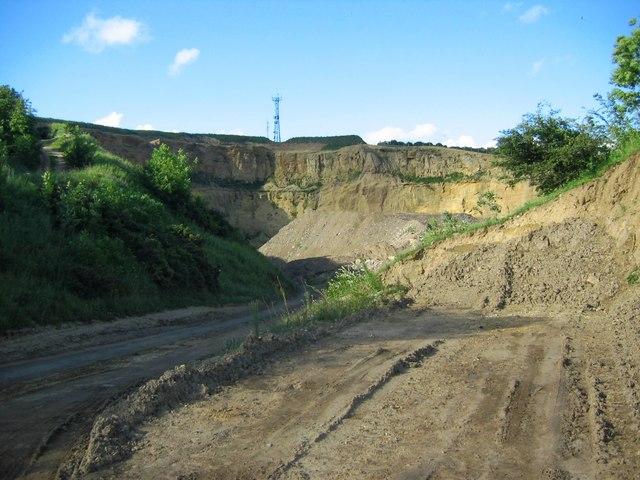 Field House Sand Hole