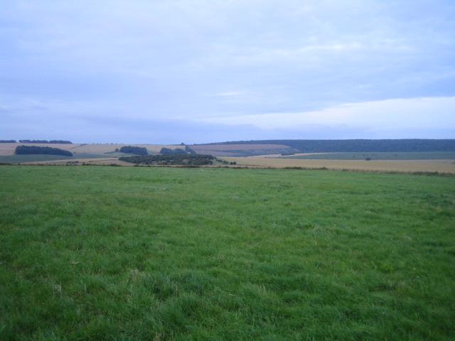 Medieval settlement near Tytherington