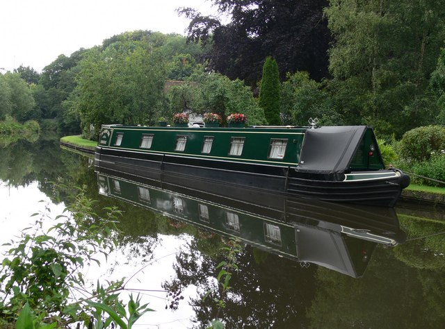 Staffordshire & Worcestershire Canal