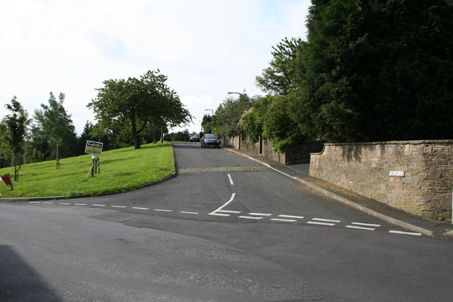 North end of Taylor Street, Barnoldswick.