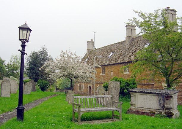 St Andrew's Churchyard, Lyddington