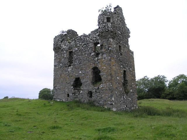 Plunton Castle