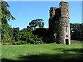 NJ5414 : Asloun Castle by Richard Paxman
