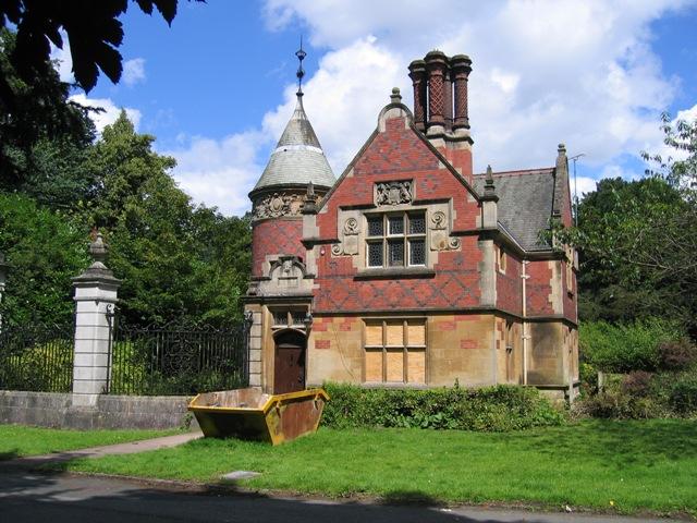 The Lodge on the Duke's Drive