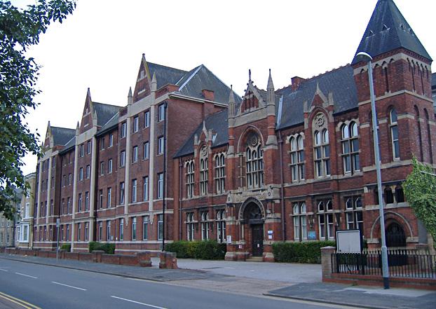 Victoria House, Park Street