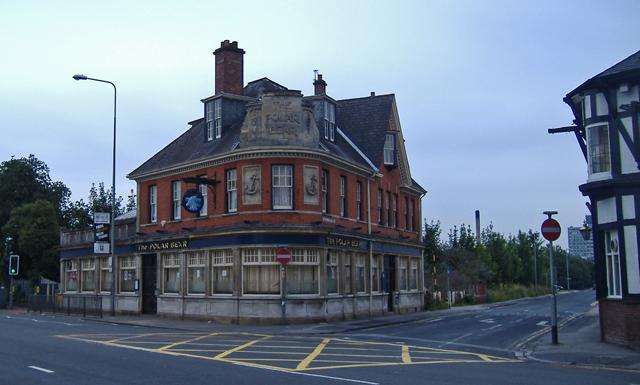 The Polar Bear pub