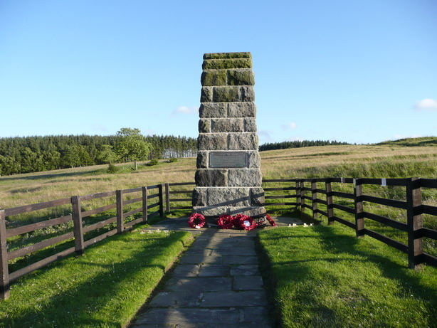 The Leeds Pals Memorial on Breary Banks
