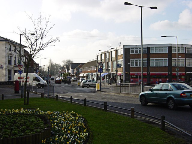 Frimley High Street