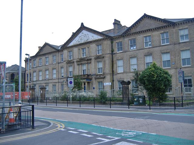Hull College, Park Street