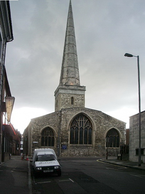 The Parish Church of St Michael, Southampton
